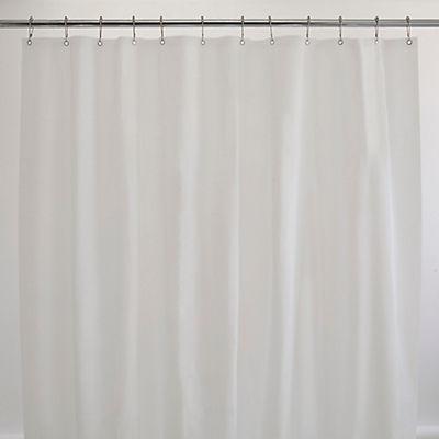 "Martex 71""L x 70""W Mold-Resistant Shower Curtain Liners, 3 pk. - Assor"