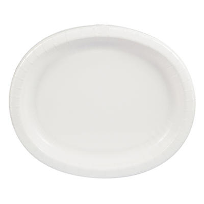 "Creative Converting 12"" Plates, 35 ct. - White"
