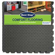 Best Step Comfort Flooring, 8 pk.