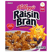 Kellogg's Raisin Bran, 2 pk./76.5 oz.