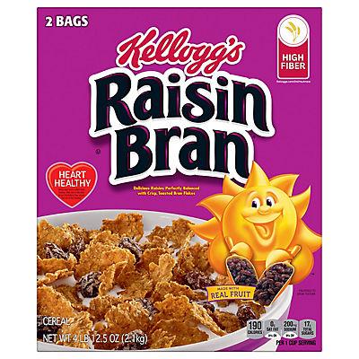 Kellogg's Raisin Bran, 2 pk./76.5 oz.