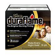 Duraflame Gold 4.5-lb. Firelog, 9-pk.