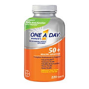One A Day Women's 50+ Healthy Advantage Multivitamin Tablets, 220 ct.