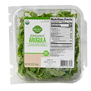 Wellsley Farms Organic Baby Arugula, 5 oz.