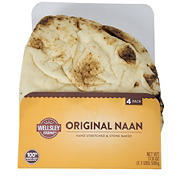 Wellsley Farms Original Naan, 4 ct.