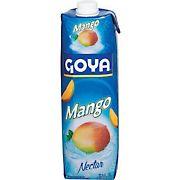 Goya Mango Nectar, 6 pk./33.8 oz.