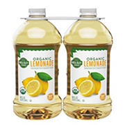 Wellsley Farms Organic Lemonade, 2 pk./96 oz.