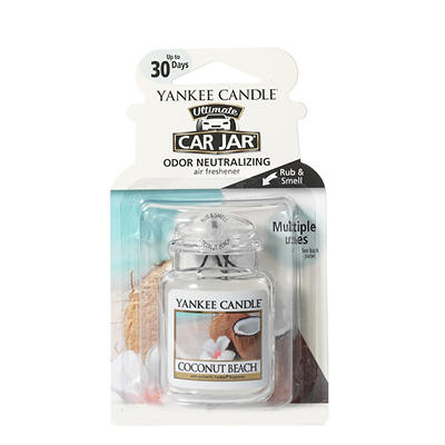 Yankee Candle Car Jar Ultimate - Coconut Beach