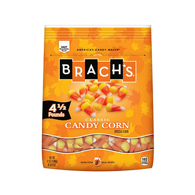 Brach's Candy Corn, 72 oz.