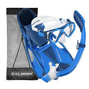 U.S. Divers Youth Snorkel Set
