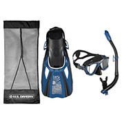 U.S. Divers Adult Snorkel Set