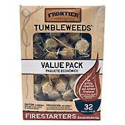 Frontier Tumbleweeds Fire Starters, 32 pk.