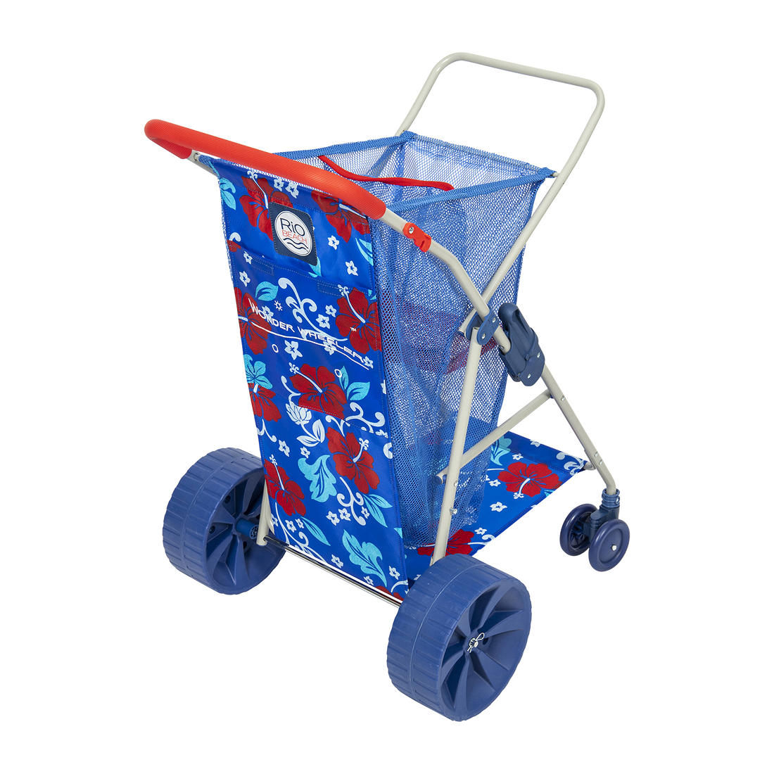 796d77de16da Rio Wonder Wheeler Deluxe Folding Beach Cart