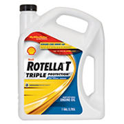 Shell Rotella T Triple Protection Action 15W-40 Heavy-Duty Diesel Engine Oil, 6 pk./1 gal.