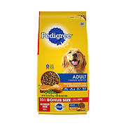 Pedigree Adult Complete Nutrition Chicken Flavor Dry Dog Food, 52 lbs.