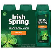 Irish Spring Body Wash for Men, Original, 3 pk./18 oz.