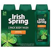 Irish Spring Body Wash for Men, Original, 3 pk./18 oz.