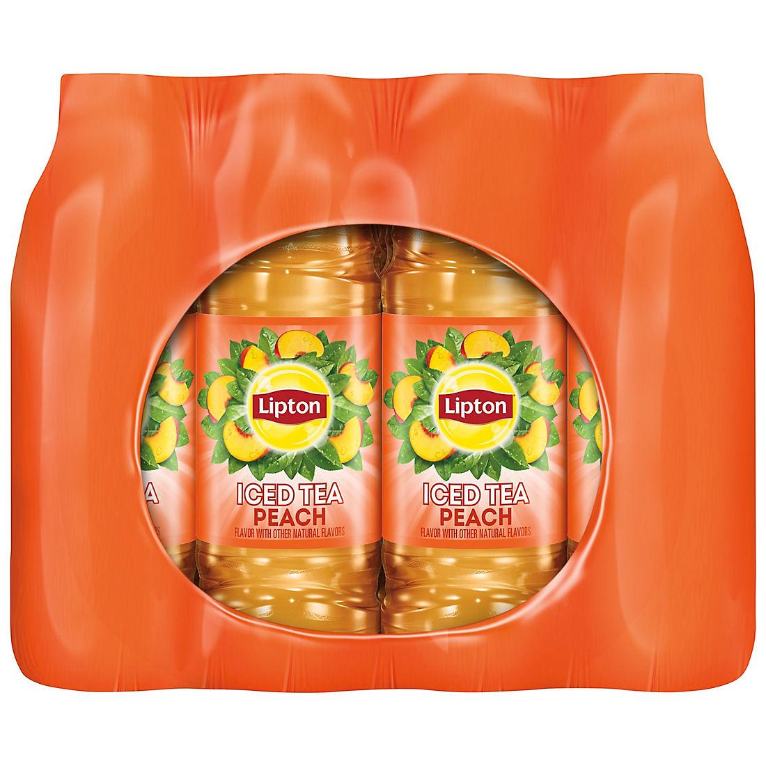 Lipton Peach Iced Tea, 24 pk./16.9 oz