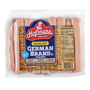Hofmann Skinless German Franks, 24 ct.