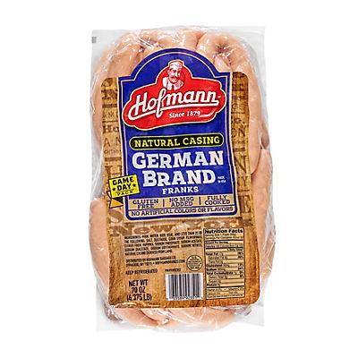 Hofmann Natural-Casing German Franks, 30 ct.