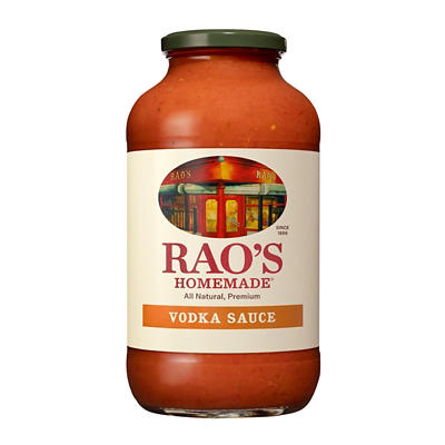 Rao's Homemade Vodka Sauce, 40 oz.