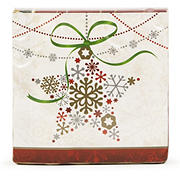 "Artstyle 13"" Napkins, 120 ct. - Holiday"