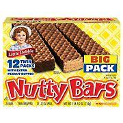 Little Debbie Nutty Bars, 12 pk./2.1 oz.