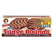 Little Debbie Fudge Rounds, 12 pk./24.1 oz.