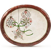 """Artstyle 10"""" Dinner Plates, 35 ct. - Holiday"""