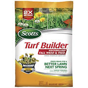 Scotts Turf Builder Winterguard Fall Lawn Food - 15,000 Sq. Ft.
