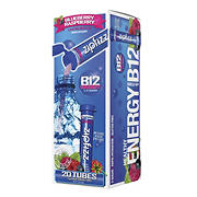 Zipfizz Blue Raspberry Energy Drink Powder, 20 ct.
