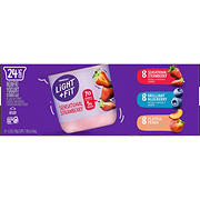 Dannon Light & Fit Non-Fat Yogurt, 24 ct./5.3 oz.