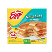Eggo Buttermilk Pancakes, 64 ct.