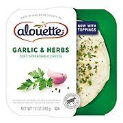 Alouette Garlic and Herb Spread, 12 oz.