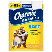 Charmin Essentials Soft Huge Roll 275-Sheet 2-Ply Toilet Paper, 30 pk.
