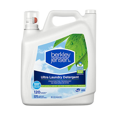Berkley Jensen Ultra Laundry Detergent, 185 oz.