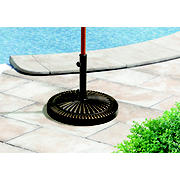 Berkley Jensen Resin Umbrella Base - Bronze