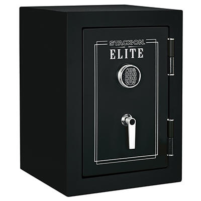 Stack-On 4.06-Cu.-Ft. Executive Safe - Matte Black