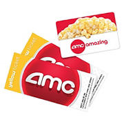 AMC 2 Yellow Tickets and $10 Gift Card