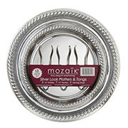 Mozaik 13-Pc. Platter and Tongs Set