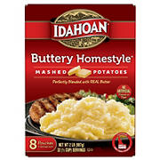 Idahoan Buttery Homestyle Mashed Potatoes, 8 pk.