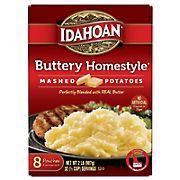 Idahoan Buttery Homestyle Mashed Potatoes, 8 pk.