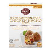 Wellsley Farms Chicken Nacho Bites, 24 ct.