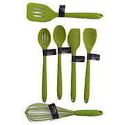 Farberware ColourWorks Assorted Silicone Tool - Green