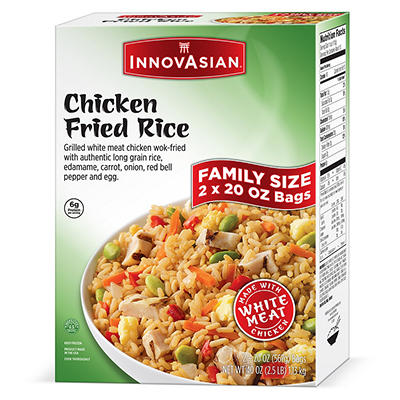 Innovasion Cuisine Chicken Fried Rice, 2 pk.