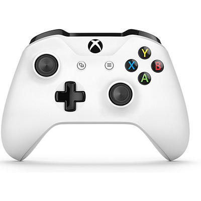 Wireless Controller - White (Xbox One)