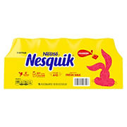 Nestle Nesquik Strawberry Lowfat Milk, 15 ct./8 oz.
