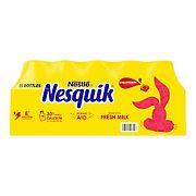 Nestle Nesquik Strawberry Lowfat Milk, 15 ct./8 oz.