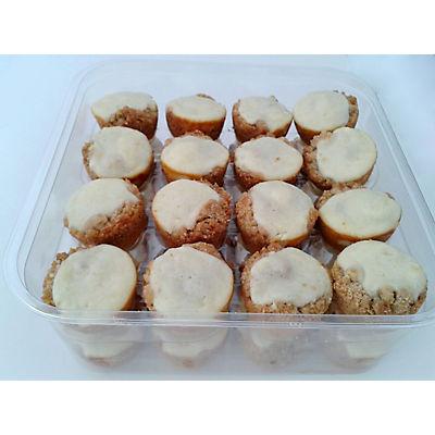 Michel's Bakery Cream Cheese Coffee Cake Bites, 32 ct.