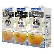 Imagine Chicken Bone Broth, 3 pk./32 oz.